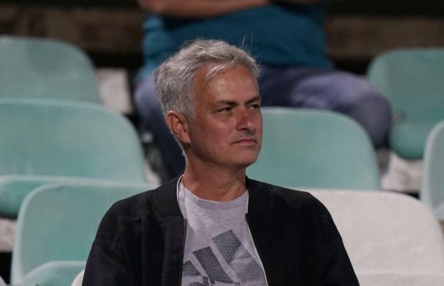Jose Mourinho wants to manage Real Madrid again