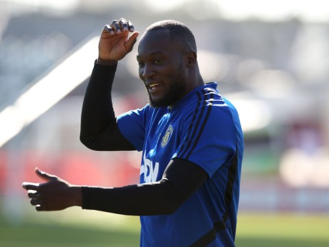 Romelu Lukaku appears to hit back at Manchester United fans over 'lack of pace' taunts