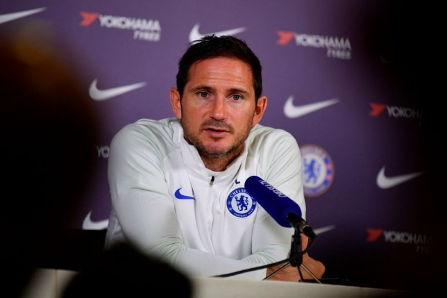 Frank Lampard hits back at 'lazy' criticism of Chelsea following Jose Mourinho's harsh analysis