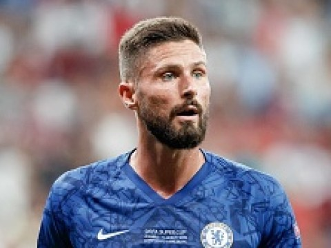 Frank Lampard explains why he picked Olivier Giroud ahead of Tammy Abraham against Leicester City