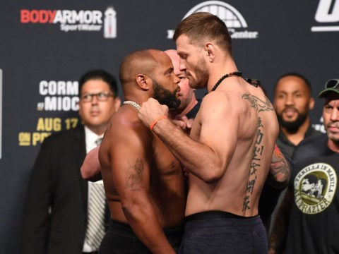 UFC 241 Cormier vs Miocic UK time, TV channel, live stream, fight card and odds