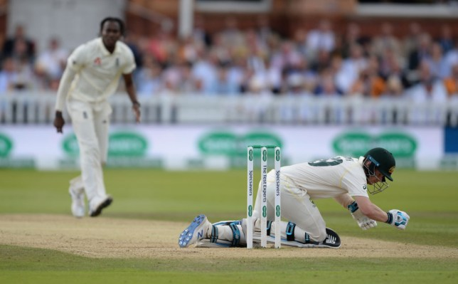 Steve Smith made Ashes history before retiring hurt at Lord's