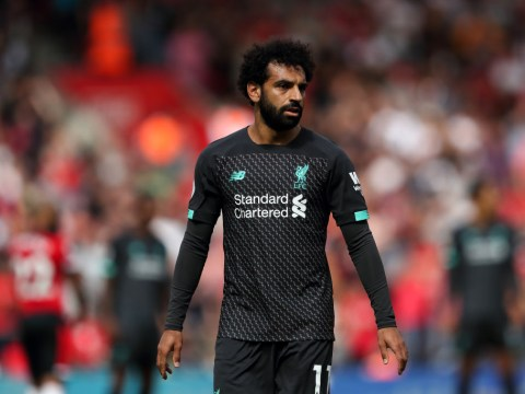 Mohamed Salah responds to Gary Neville claim he will leave Liverpool