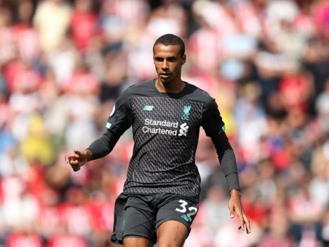 Joel Matip set to earn new Liverpool contract after making centre-back spot his own