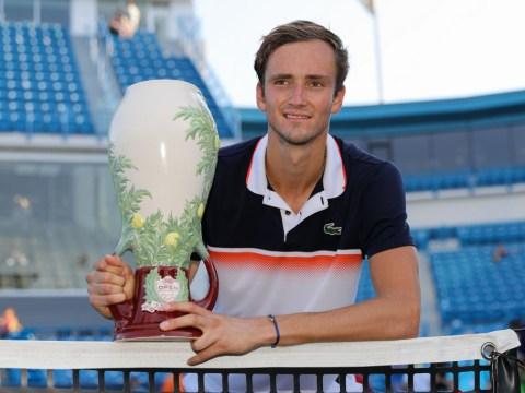 Daniil Medvedev makes top-five debut after first Masters 1000 title in Cincinnati