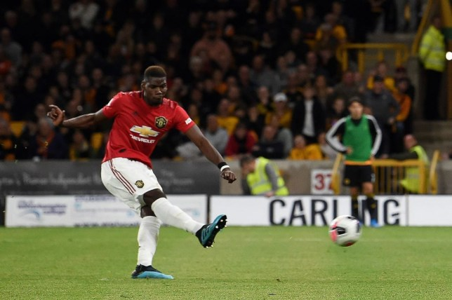 Marcus Rashford plays down penalty taker controversy after Paul Pogba misses spot-kick vs Wolves