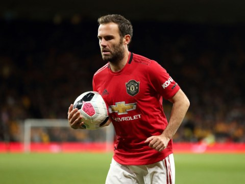 Juan Mata says it would have been easier to leave Man Utd over the summer after recent failures