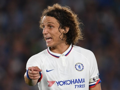 Chelsea fans bombard David Luiz's restaurant with one-star reviews ahead of Arsenal transfer