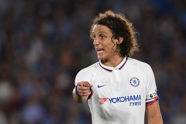 David Luiz is leaving Chelsea to join Arsenal