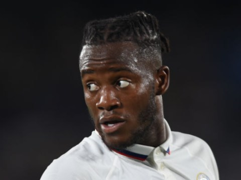 Roma submit loan enquiry for out-of-favour Chelsea striker Michy Batshuayi