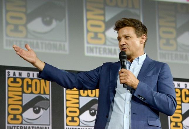 Avengers' Jeremy Renner