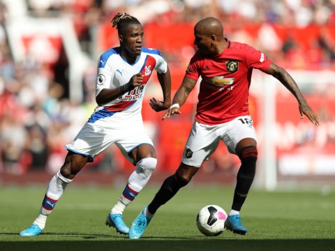 Andros Townsend slams Crystal Palace account for trolling Manchester United star Ashley Young