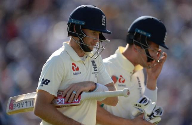 Joe Root's resistance has kept England's Ashes hopes alive