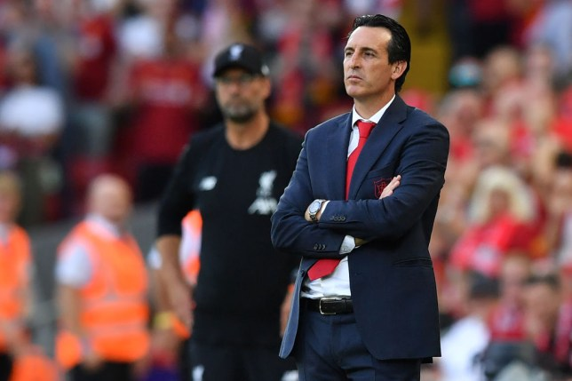 Unai Emery reacts to Liverpool defeat and names two areas Arsenal must improve