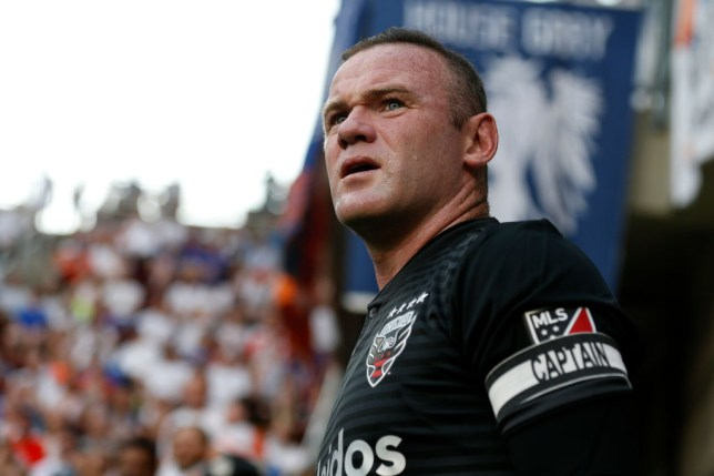 Wayne Rooney will join Derby County from January 2020