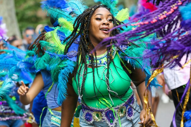 Notting Hill Carnival 2019 day two will begin at 10.30am