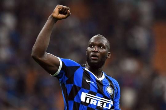 Romelu Lukaku left United to join Inter Milan in the summer