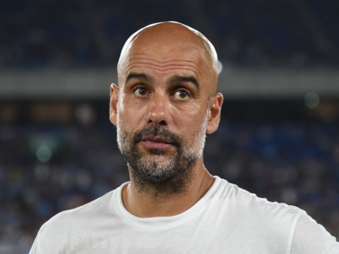 Man City boss Pep Guardiola suggests Liverpool's Champions League win was lucky