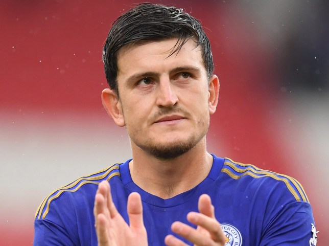 Harry Maguire is set to join Manchester United for £80 million