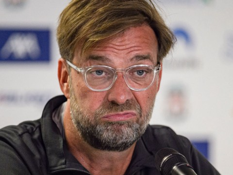 Jurgen Klopp tells Liverpool squad not to expect any more signings this transfer window
