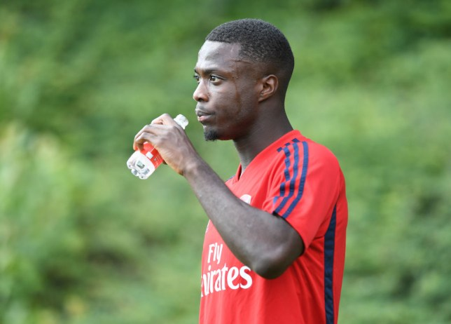 lille manager surprised by nicolas pepe 39 s decision to join. Black Bedroom Furniture Sets. Home Design Ideas