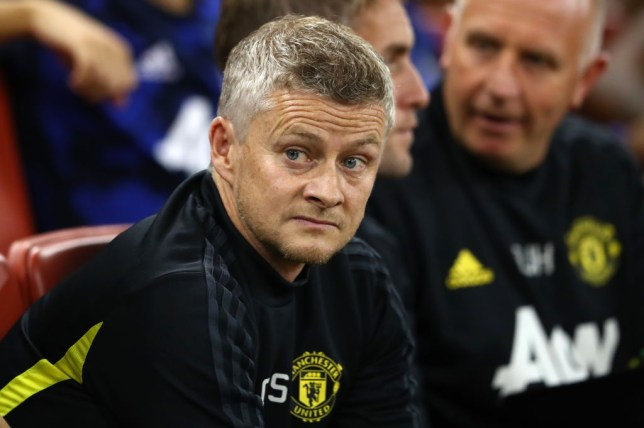 Ole Gunnar Solskjaer predicts a 'big season' ahead for Fred at Manchester United