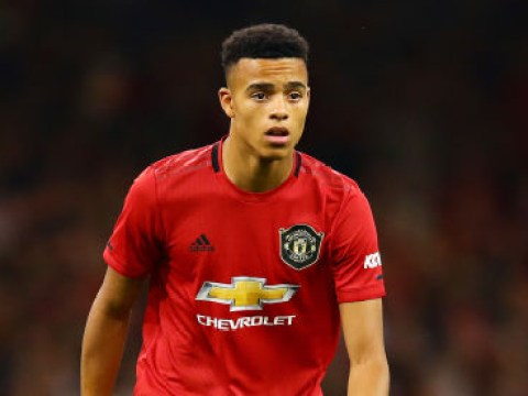 Mason Greenwood in line for Manchester United promotion if Romelu Lukaku is sold