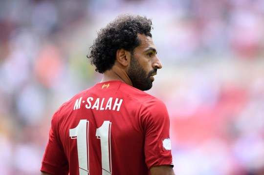 Gary Neville claims Mohamed Salah will leave Liverpool in next 12 months