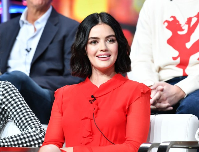 Lucy Hale will be starring in Riverdale spin-off Katy Keene