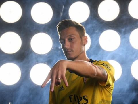 Unai Emery provides transfer updates on Mesut Ozil and Nacho Monreal