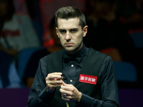 Mark Selby says Judd Trump has 'borrowed world number one spot for a little while'