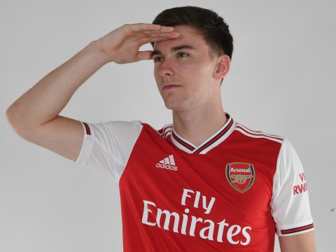Arsenal signing Kieran Tierney could end up at Barcelona or PSG, says Scott Brown