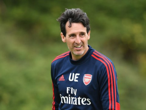 Unai Emery says Arsenal's new recruits are in contention to play against Burnley