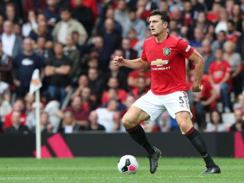 Jonny Evans explains the similarities between Man Utd's Harry Maguire and Liverpool's Virgil van Dijk