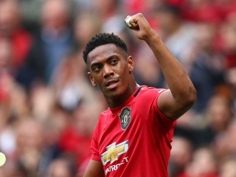 Anthony Martial explains how Romelu Lukaku injury played into his hands at Manchester United