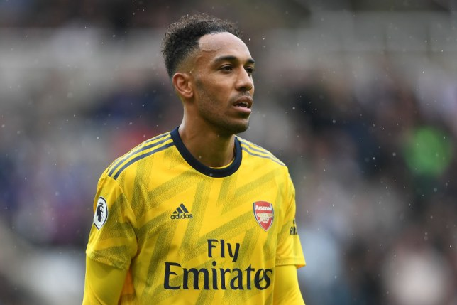 Pierre-Emerick Aubameyang has already scored two goals for Arsenal this season