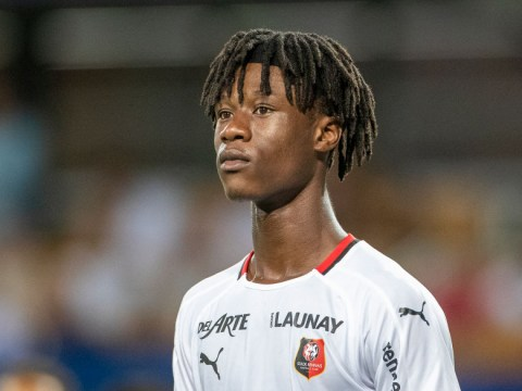 Arsenal scouting 16-year-old Rennes midfielder Eduardo Camavinga but face competition from Premier League rivals