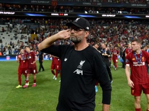 Jurgen Klopp dismisses leaky Liverpool defence as 'normal at the start of the season'