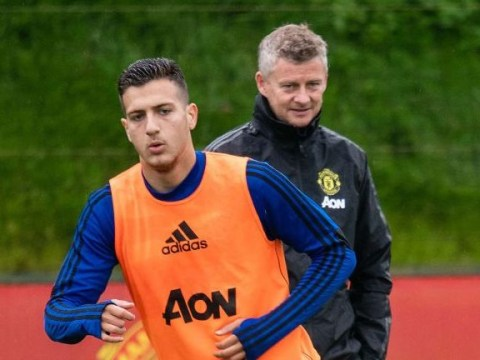 Ole Gunnar Solskjaer reveals Diogo Dalot injury setback for Manchester United