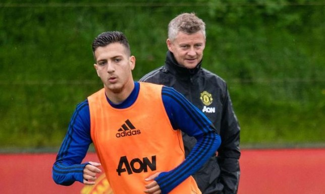 Diogo Dalot is sidelined for Manchester United due to injury