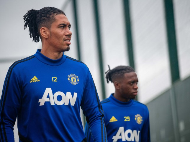 Chris Smalling is set to join Roma (Picture: Getty)