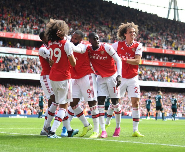 Arsenal new signings all played key roles in the wins over Burnley