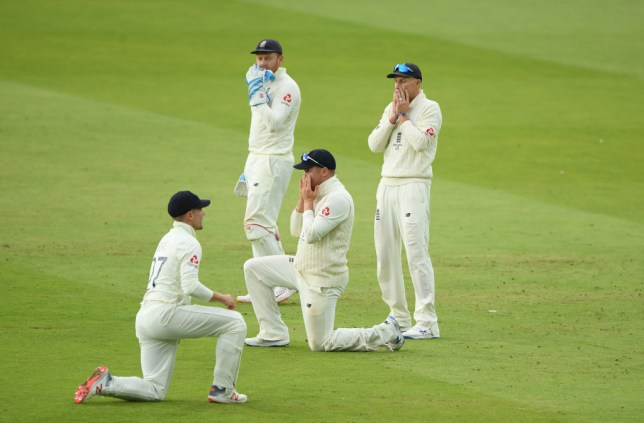 England were unable to force an unlikely victory at Lord's