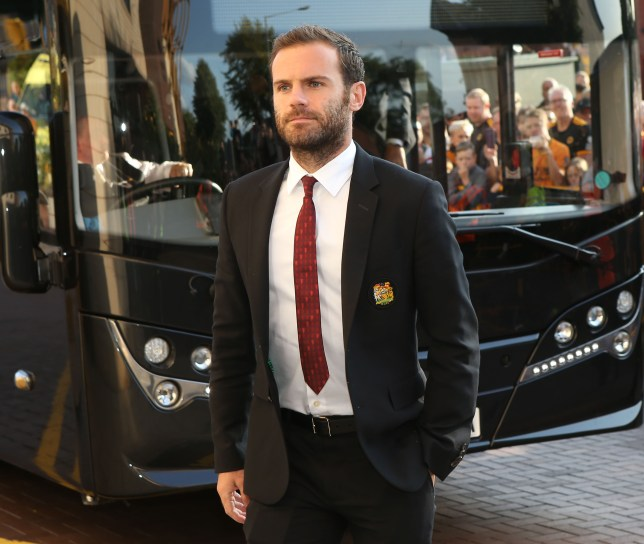 Mata believed he could be on the way out of Old Trafford