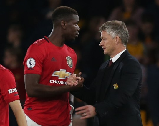 Paul Pogba is a key part of Ole Gunnar Solskjaer's plans at Manchester United