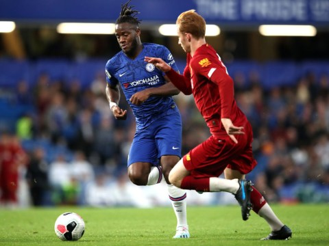 Frank Lampard sends message to Michy Batshuayi and his struggling Chelsea strikers
