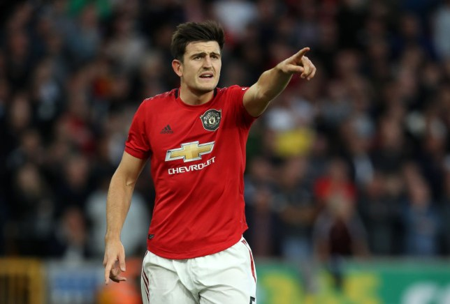 Harry Maguire has impressed his new Manchester United team-mates