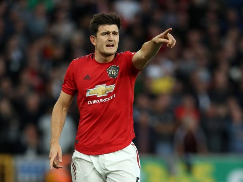 Ole Gunnar Solskjaer backs Harry Maguire to be future Manchester United captain