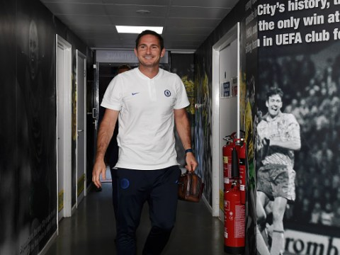 Frank Lampard explains why Tammy Abraham starts over Olivier Giroud for Chelsea against Norwich