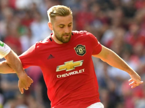 Manchester United full-back Luke Shaw set for at least five weeks out with hamstring injury